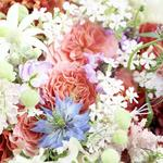 【New】Bouquet de Broderie fleur ブロードリー フルールの花束 開講します!